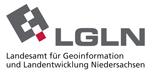 Logo: Landesamt für Geoinformation und Landentwicklung Niedersachsen